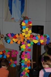 Eveil à la foi-croix