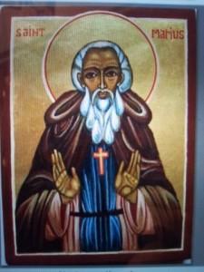 Saint Maire icône