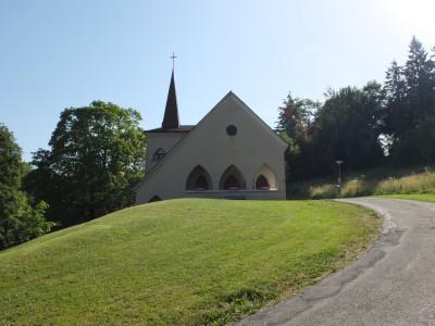 Chapelle Sainte Madeleine à St-Cergue