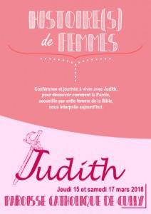 Flyer JudithVersion_recto