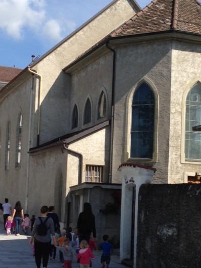 Eglise de Rolle
