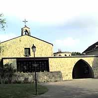 Eglise N-Dame de la Consolation d'Aubonne