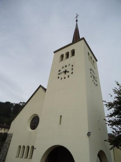 Eglise de Ménières