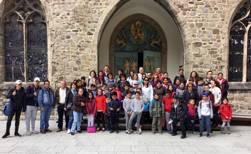 Excursión a St-Maurice
