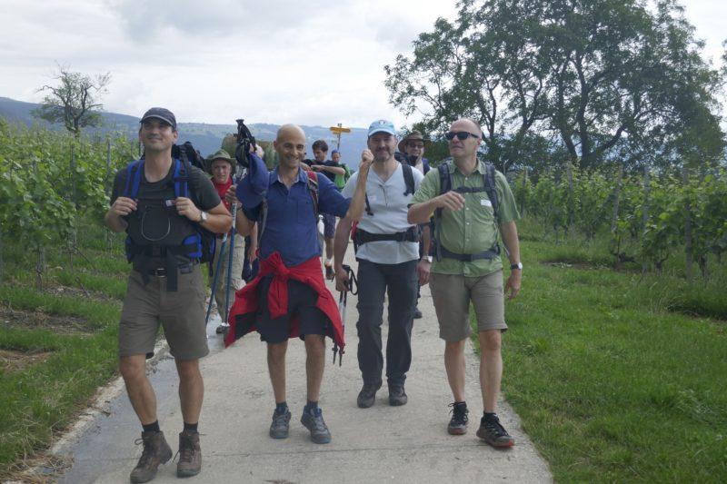 6. en chemin entre Rances et Valeyres-sous-Rances