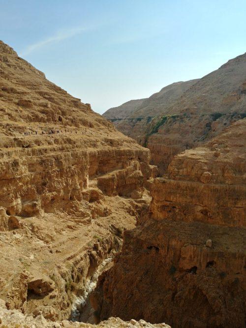 Chemin de Jérusalem à Jéricho