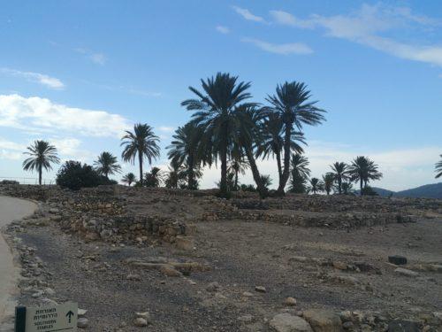 Site archéologique de Megiddo