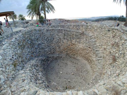 Ruines de Megiddo