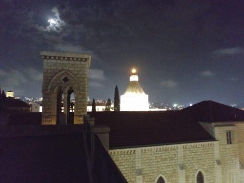 Toits de Nazareth