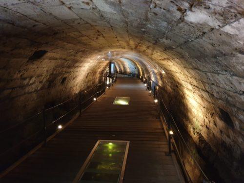 Tunnel des Croisés