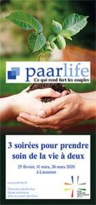 Paarlife flyer2020, logo