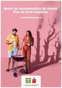 Affiche Action de Carême 2021